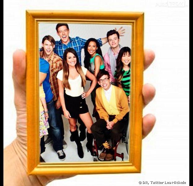 Glee saison 5 : Lea Michele dévoile les premières photos
