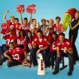 Glee saison 5 : photo de groupe de la saison 3