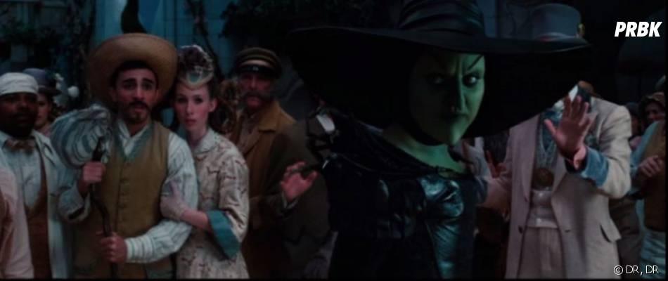 Le Monde Fantastique d'Oz : Mila Kunis incarne une sorcière dans le film