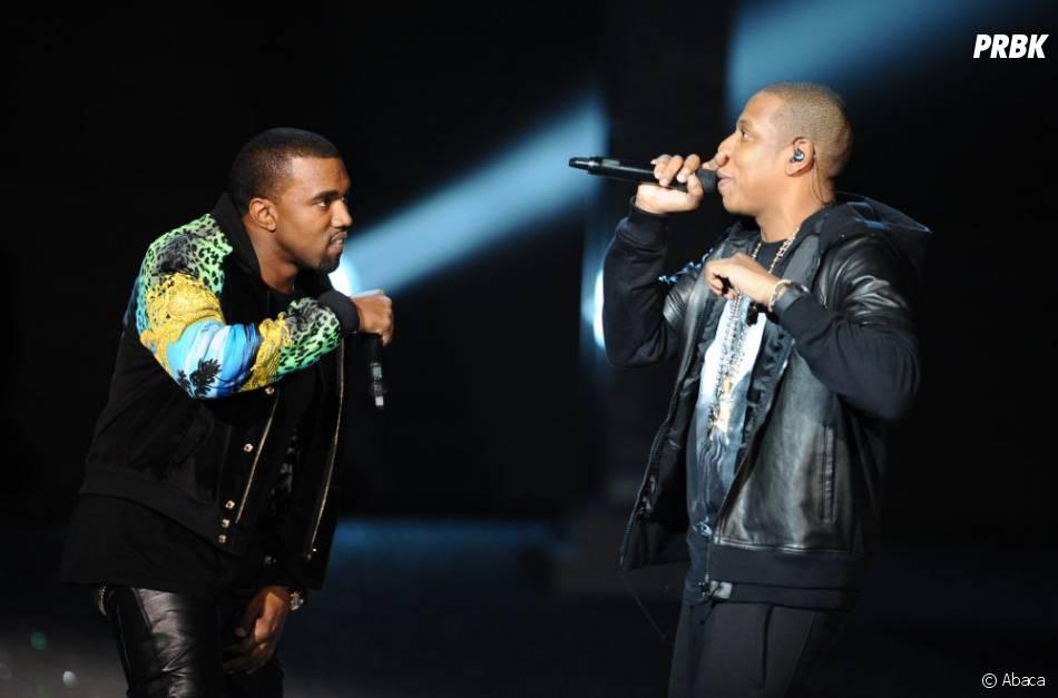 Kanye West et Jay-Z sont potes depuis des années