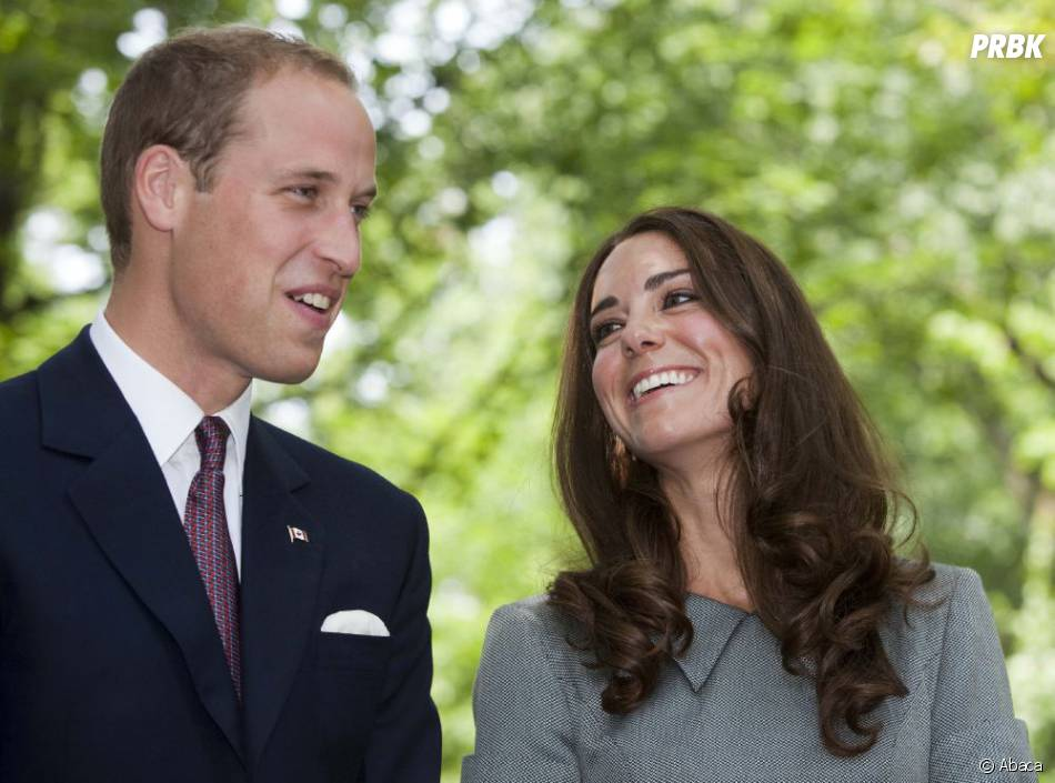 Le Prince William et Kate Middleton attendent leur premier enfant