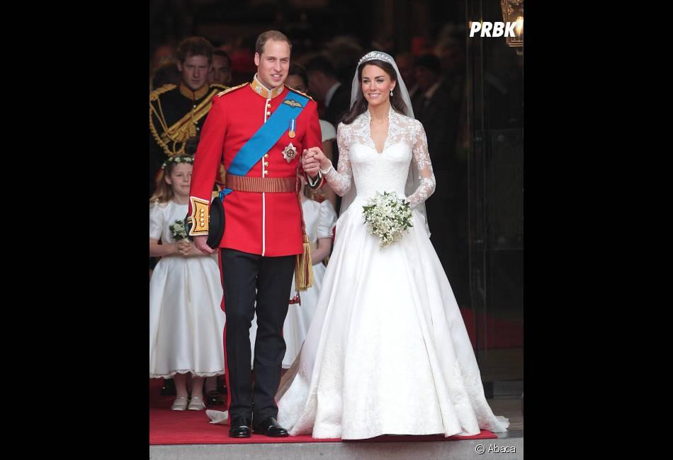 Depuis leur mariage, Kate Middleton et le Prince William filent le parfait amour.