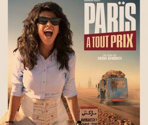 Paris à tout prix, l'affiche