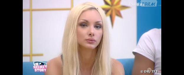 Secret Story 7 : Florine a sauvé Anaïs de la nomination, sa pire ennemie.