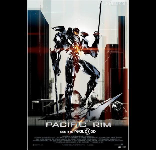 Pacific Rim, l'affiche