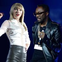 """Will.i.am : bientôt un featuring avec Taylor Swift ? """"J'adorerais ça"""""""