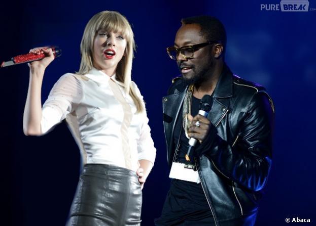 Will.i.am : bientôt un feat avec Taylor Swift ?