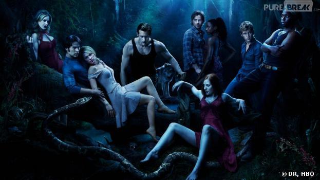 True Blood saison 7 : HBO renouvelle la série vampirique