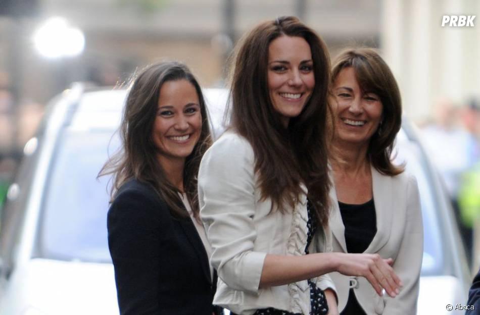 Kate Middleton : Carol Middleton annonce de le bébé de sa fille naîtra après le 22 juillet