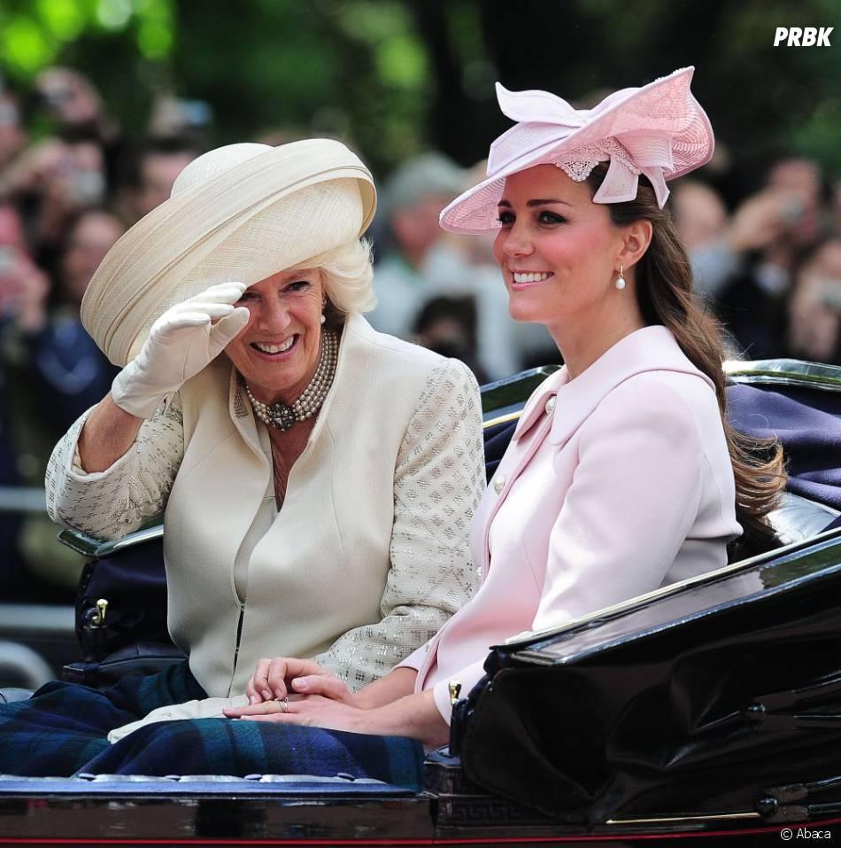 Kate Middleton : Camilla Parker Bowles annonce la naissance du royal baby pour la fin de la semaine