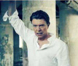 David Bowie en solo dans le clip de Valentine's Day