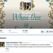 Pippa Middleton : son combat pour fermer un compte twitter parodique à son nom