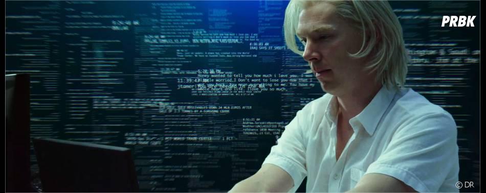 Le cinquième pouvoir : dans les coulisses de WikiLeaks avecBenedict Cumberbatch