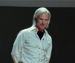 Le cinquième pouvoir : Benedict Cumberbatch métamorphosé