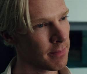 Le cinquième pouvoir :Benedict Cumberbatch méconnaissable