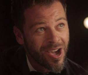 Christophe Maé dévoile le clip de son single, Je veux du bonheur