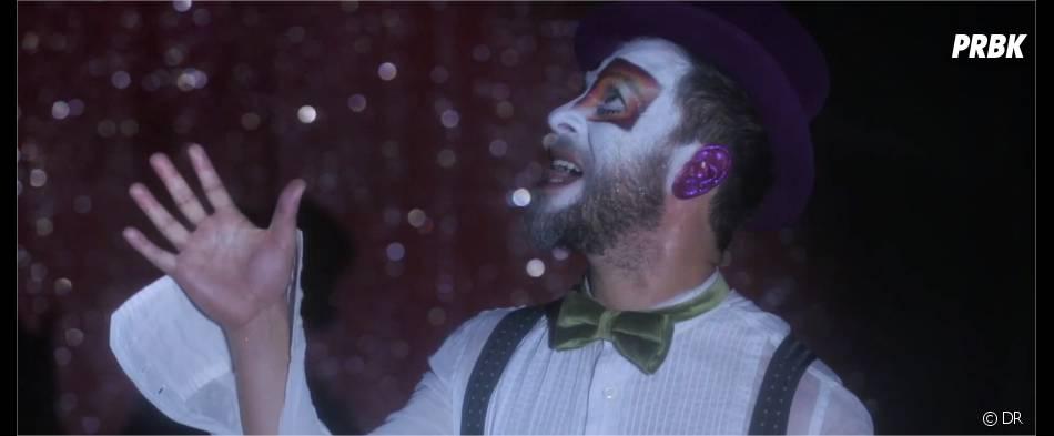 Christophe Maé dans le clip deJe veux du bonheur