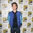 Andrew Garfield au Comic Con 2013 pour le panel consacré à The Amazing Spider-Man 2