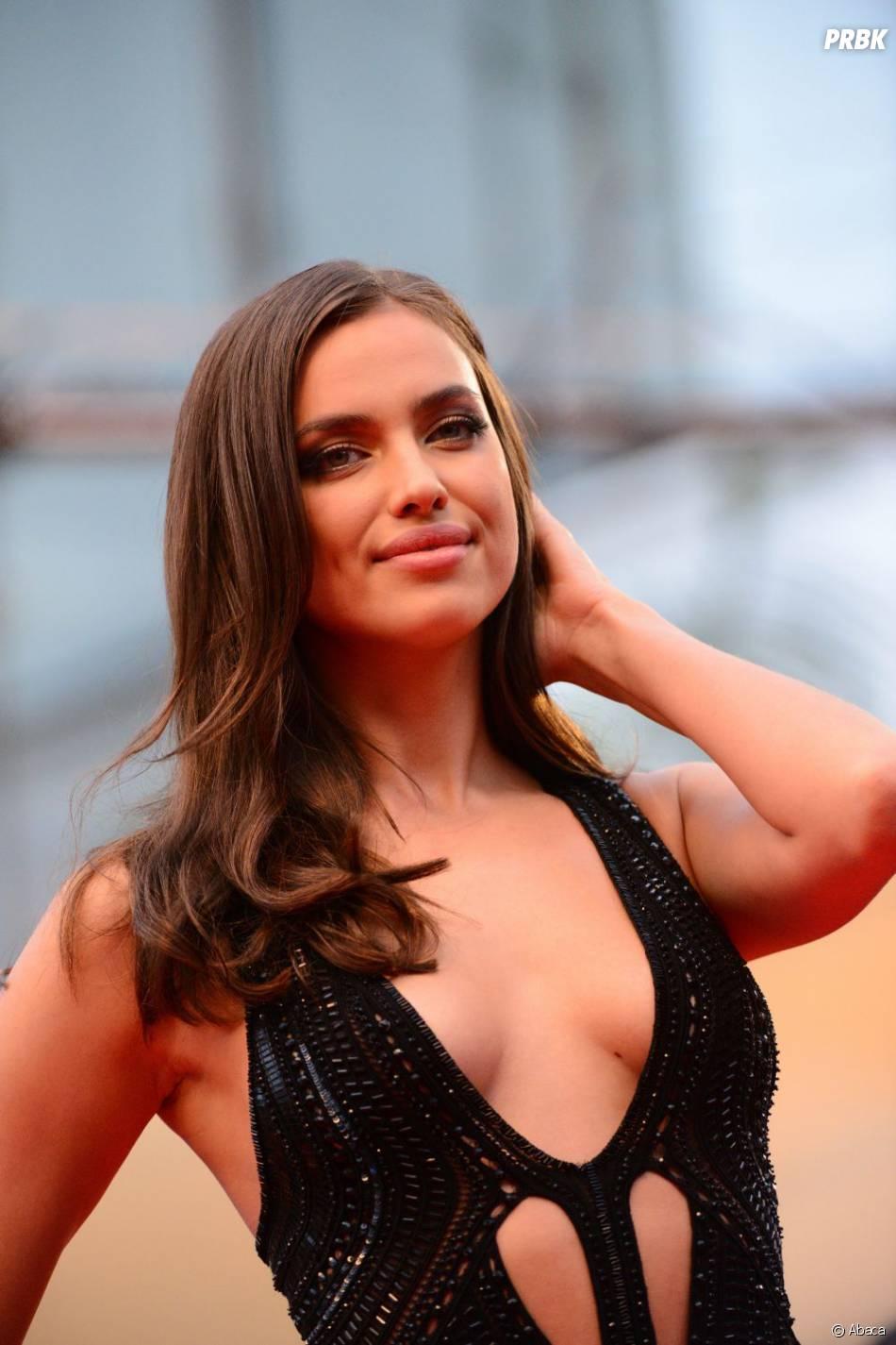 Irina Shayk, mercredi 22 mai au festival de Cannes 2013