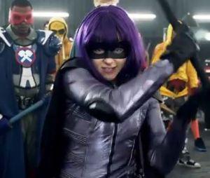 Kick Ass 2 : trois cascadeurs, qui ont travaillé aux côtés de Chloe Moretz, ont sauvé une femme au Comic Con 2013