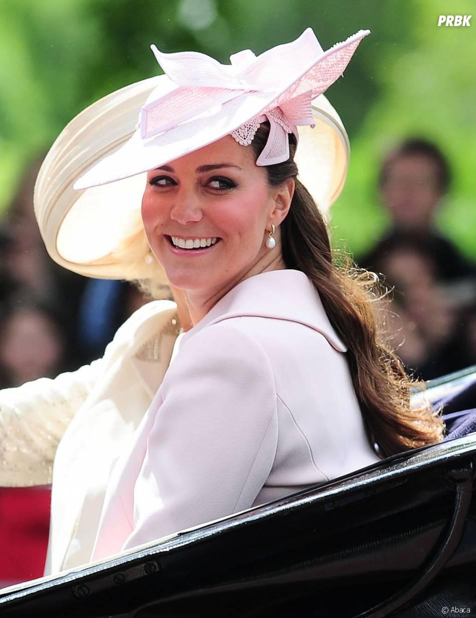 Kate Middleton: maman d'un futur James ?