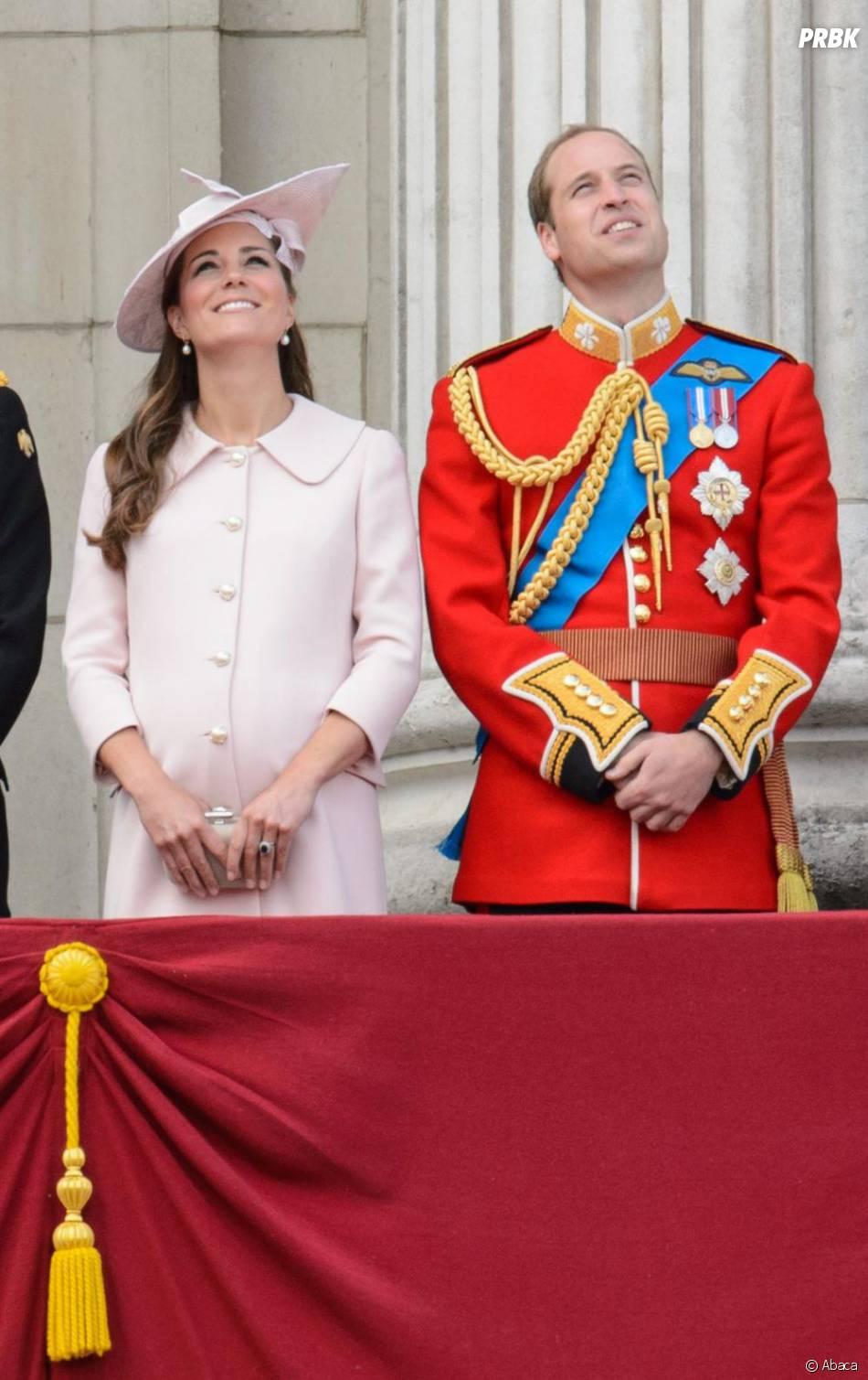 Kate Middleton et le Prince William : parents d'un petit Prince né le 22 juillet 2013