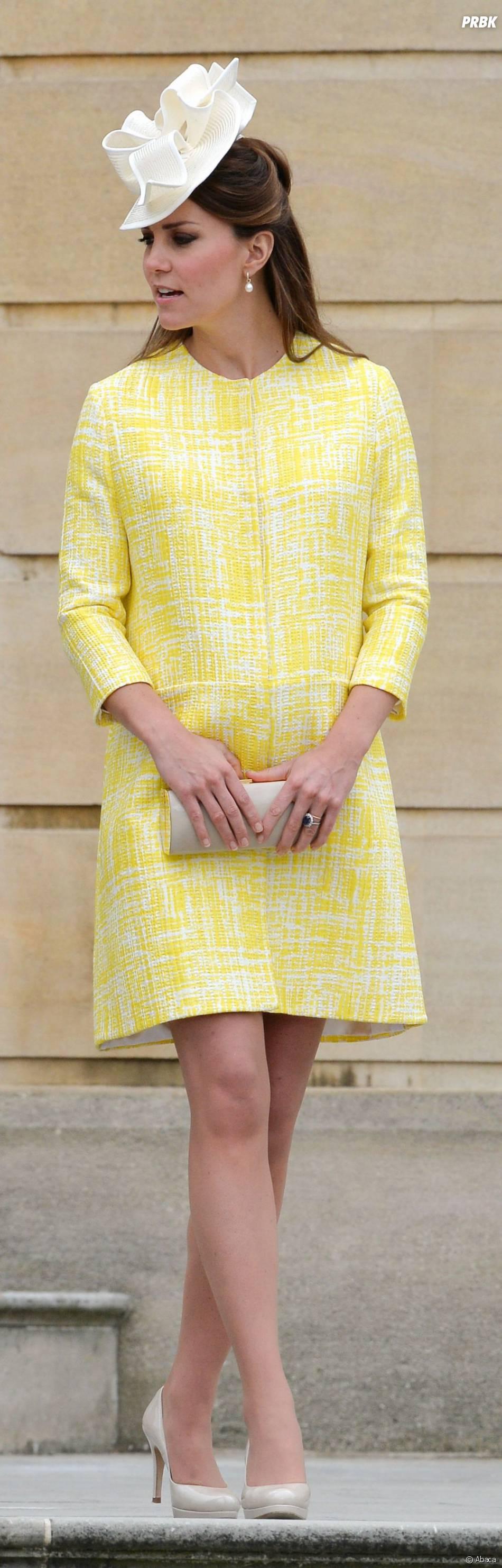 Kate Middleton a accouché le 22 juillet 2013