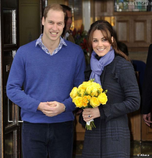 Kate Middleton et le Prince William : quel prénom pour leur bébé ?