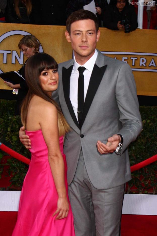 Lea Michele a appris la mort de Cory Monteith alors qu'elle profitait d'une soirée entre amies.