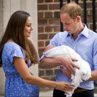 Kate Middleton maman : une robe à pois en hommage à Diana ?