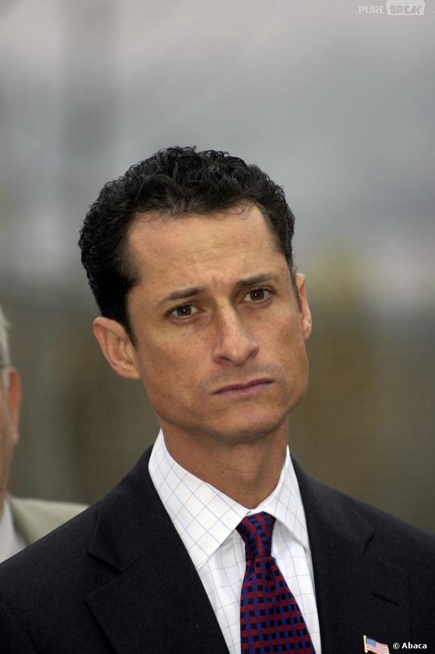 Anthony Weiner au centre d'un nouveau scandale sexuel