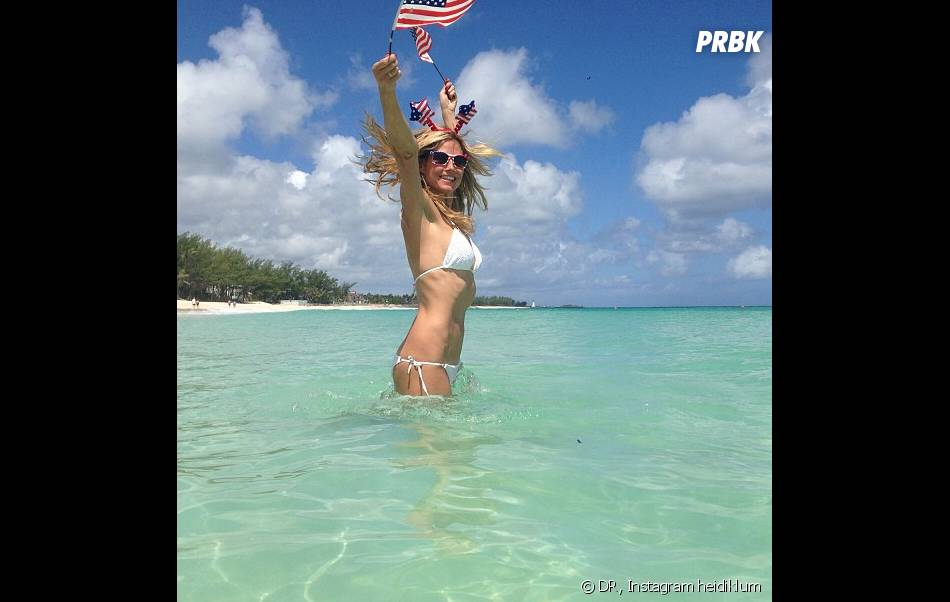 Heidi Klum : 40 ans et toujours aussi sexy