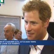 """Prince Harry et le royal baby, futurs copains de beuverie ? """"Je vais faire en sorte qu'il s'amuse"""""""