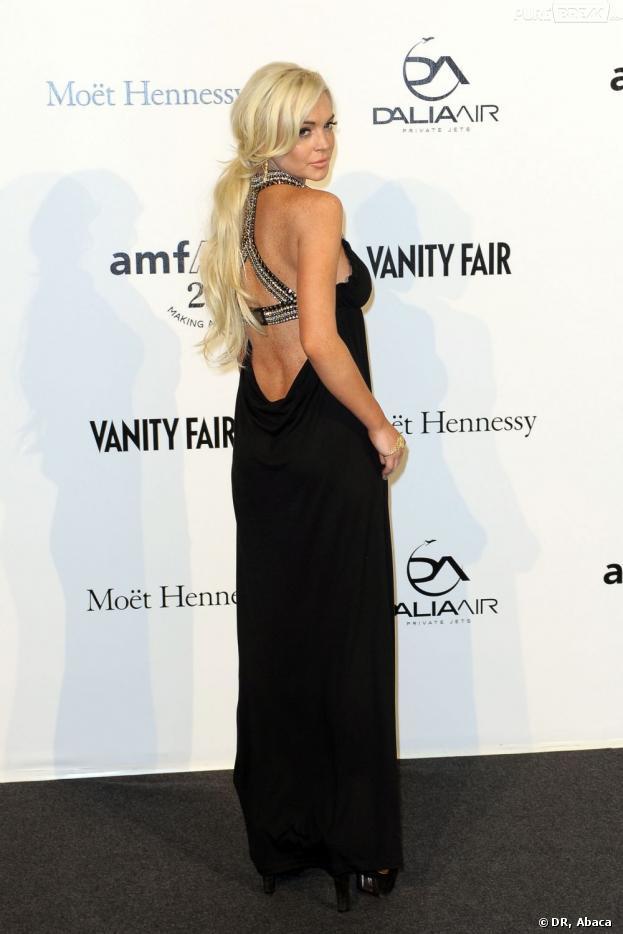 Lindsay Lohan : elle aurait réservé un billet d'avion pour Londres