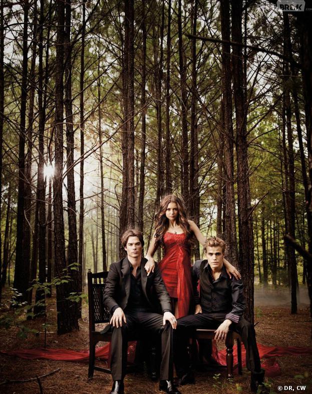Le lancement de la saiso 5 de Vampire Diaries décalé