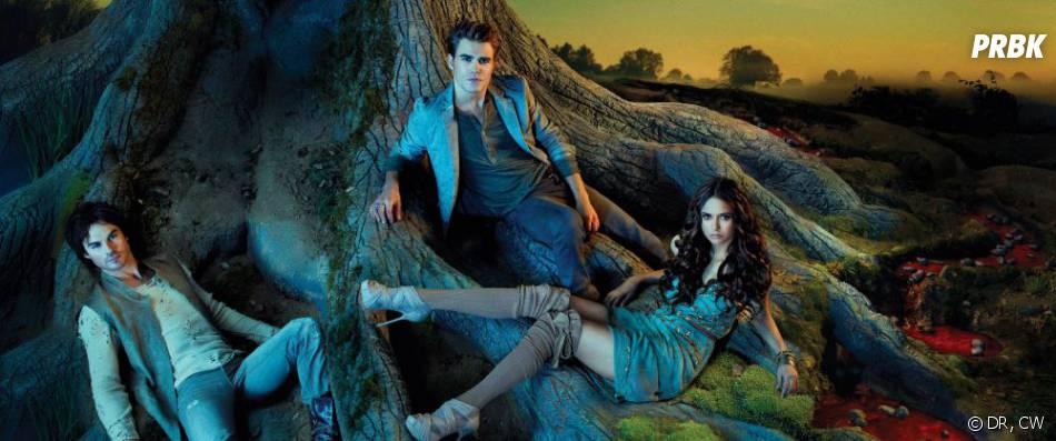 The Vampire Diaries saison 5 arrive le 3 octobre