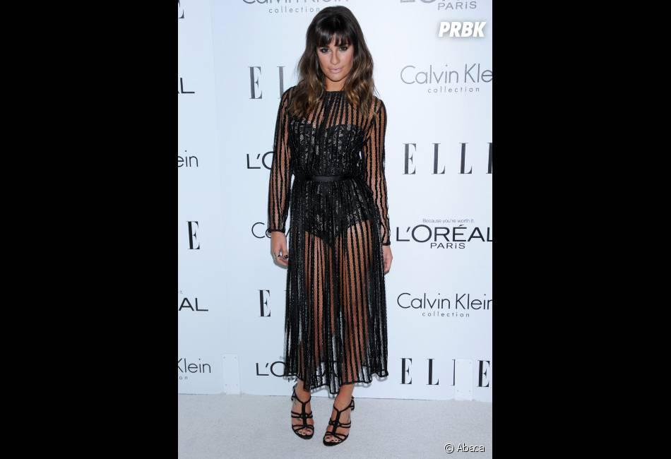 Lea Michele : entourée par ses amis après la mort de Cory Monteith