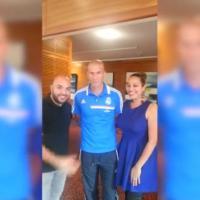 Salim et Linda (Pékin Express 2013) : Zinedine Zidane soutient leur Mama de Cuba