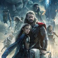 Thor 2 : nouveau poster épique pour Chris Hemsworth