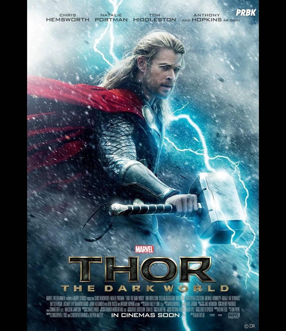 Première affiche de Thor 2