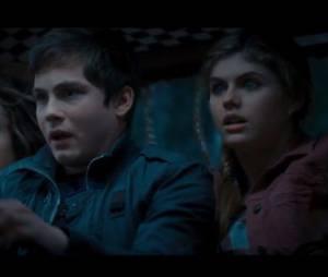 Percy Jackson - La Mer des Monstres : extrait dans un taxi de l'Enfer