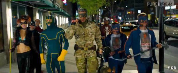Jim Carrey vient de créer la polémique aux USA à cause de Kick-Ass 2