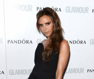 Victoria Beckham : mini sourire aux Glamour Women of The Year Awards 2013