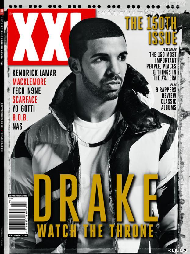 Drake se confie sur Amanda Bynes dans le magazine XXL