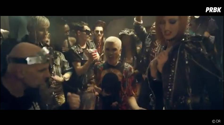 Jessie J s'éclate dans le clip de It's My Party