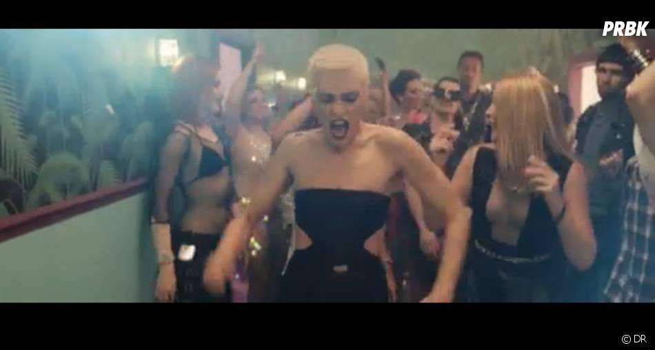 Jessie J : le rassemblement aussi au centre de son clip It's My Party