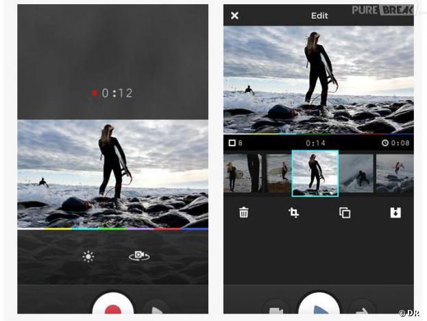 MixBit : l'application vidéo des créateurs de YouTube