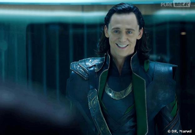 Agents of SHIELD saison 1 : Tom Hiddleston prêt à jouer Loki à la télé