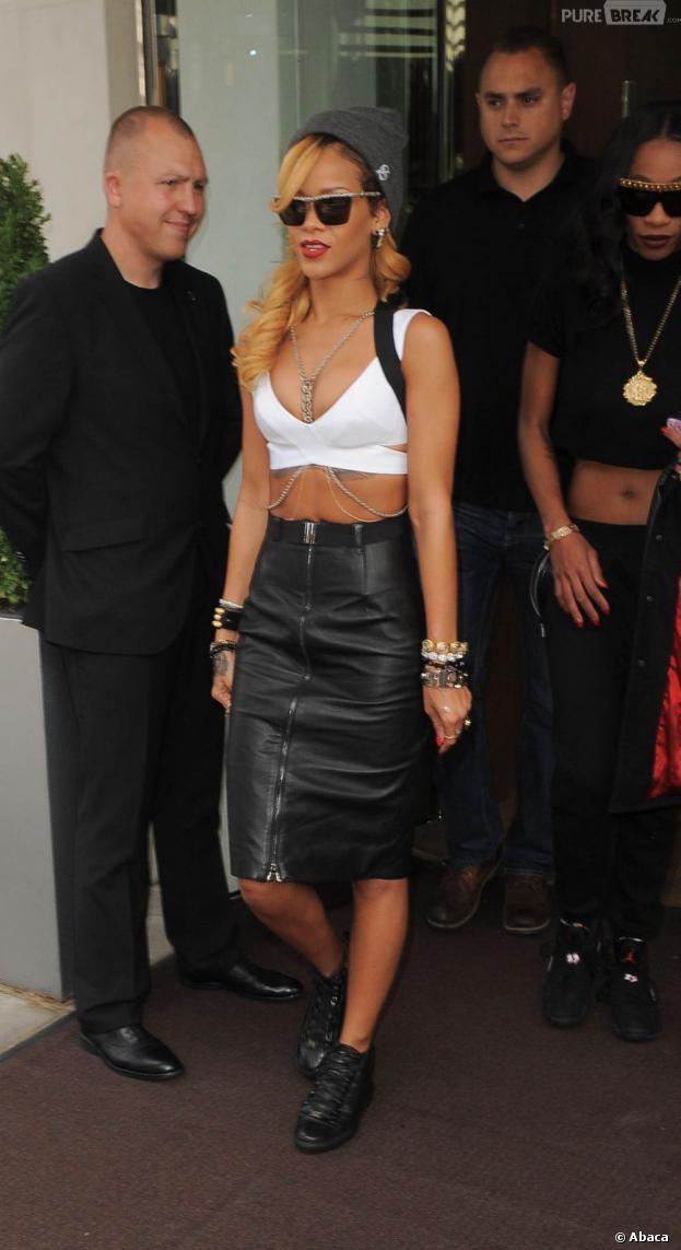 Rihanna : attaquée en justice par l'entreprise qui s'occupait des funérailles de sa grand-mère