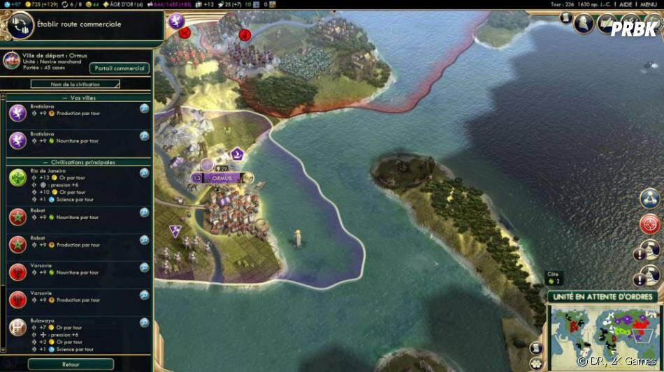 Civilization 5 : Brave New World, l'extension qu'attendaient les fans